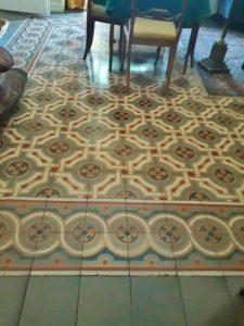 particolare pavimenti