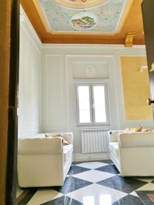 Firenze Santa Croce e Sinagoga, soggiorno